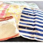 かわいいデザインの布ナプキンなら、これ!
